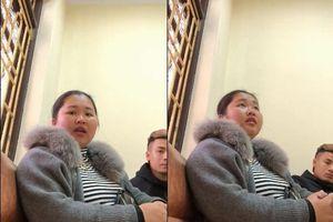 2 vợ chồng thách thức, hô hoán CSGT đánh người ở Ninh Bình bất ngờ quay clip xin lỗi gây tranh cãi