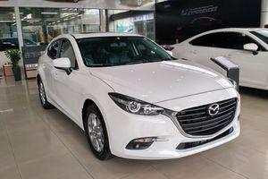 Bảng giá xe Mazda mới nhất tháng 3/2018: Đồng loạt tăng giá sau Tết