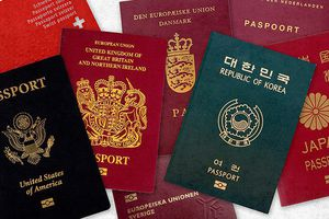 Vượt Đức, hộ chiếu Hàn Quốc vào nhóm quyền lực nhất thế giới