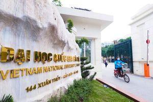 Đại học Quốc gia Hà Nội sử dụng kết quả SAT tuyển sinh đầu vào năm 2018