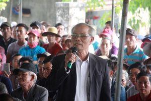 Vụ dân vây nhà máy thép Dana Ý: Đối thoại bất thành, dân đòi đóng cửa nhà máy