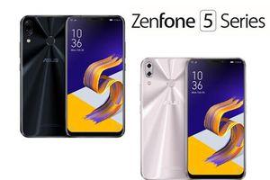 MWC 2018: Asus giới thiệu dòng smartphone ZenFone 5 Series