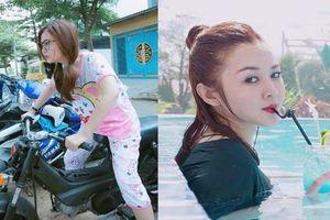 Lúc ở nhà và đi sự kiện hot girl Việt thay đổi ra sao?