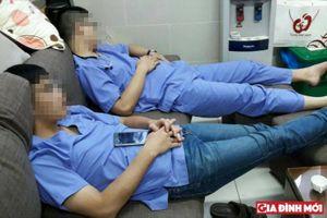 Sự khắc nghiệt nghề y: Bác sĩ nhịn đói trong phòng mổ, nhờ người đưa sữa lên uống để cầm cự