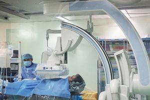 Áp dụng thành công kỹ thuật mới trong điều trị ho ra máu