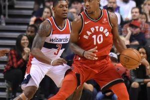 Dự đoán NBA 2017-18, Toronto Raptors (43-17) – Washington Wizards (36-25): Beal & DeRozan đọ súng
