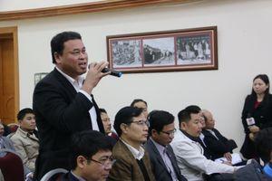 Tổng hợp trả lời vướng mắc, khó khăn của doanh nghiệp tại Hội nghị TK 03 năm tuyến vận tải ven biển