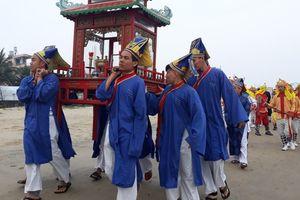 Độc đáo lễ hội cầu ngư đầu năm của ngư dân Đà Nẵng
