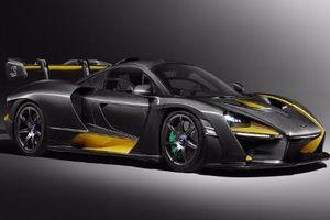 McLaren Senna bản carbon sẽ ra mắt tại triển lãm Geneva