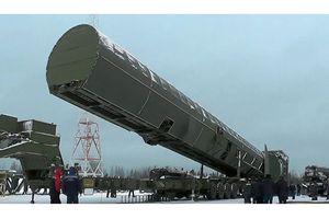 Nổi sóng vì siêu vũ khí Nga