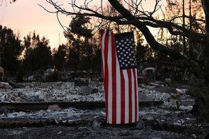 Nước Mỹ thời ông Trump mềm yếu, phân hóa nghiêm trọng, uy tín quốc tế giảm mạnh?