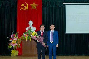 Công bố Quyết định bổ nhiệm Giám đốc Phân hiệu trường Đại học TN&MT Hà Nội tại Thanh Hóa