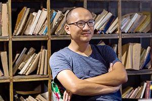 Phan Đăng - giời đày làm báo