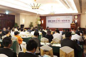 TP.HCM mời Nhật Bản tham gia cải tạo chung cư cũ