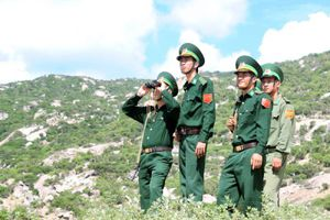 Kỷ niệm 29 năm 'Ngày Biên phòng toàn dân' và 59 năm Ngày truyền thống Bộ đội biên phòng