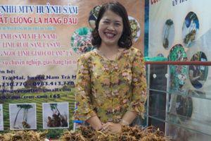 Quảng Nam: Phiên chợ sâm Ngọc Linh lần thứ 6 thu 4,7 tỷ đồng