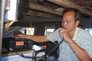 Cà Mau: Tàu cá mất liên lạc cùng với 7 thuyền viên