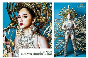 5 đối thủ của Hương Giang Idol tại Hoa hậu Chuyển giới Quốc tế 2018