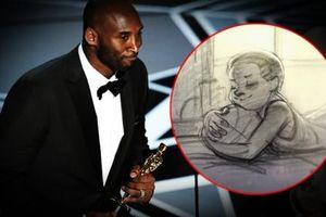 Kobe Bryant giật giải Oscar nhờ bộ phim về tình yêu bóng rổ