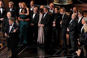 Kết quả lễ trao giải Oscar lần thứ 90