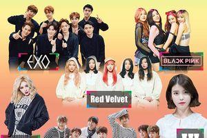 Thật hư thông tin BTS, EXO, IU sắp đến Việt Nam?