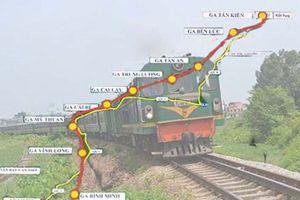 Cuối năm nay triển khai dự án đường sắt cao tốc 5 tỉ USD