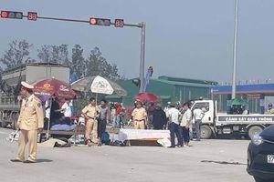 Nghệ An: Tai nạn giao thông, 2 người thương vong
