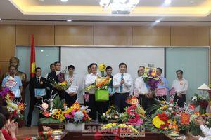 Rực rỡ sắc màu Hội thi cắm hoa 'Duyên dáng phụ nữ Việt Nam'