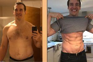 Người đàn ông giảm hơn 7kg trong 10 tuần chỉ nhờ đeo 'tai nghe giảm cân'