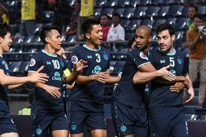 Video nhà vô địch Thái Lan gây sốc tại AFC Champions League