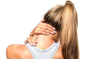 Giải pháp đơn giản trị đau cổ tại nhà