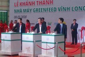 GreenFeed khánh thành nhà máy thức ăn chăn nuôi Vĩnh Long