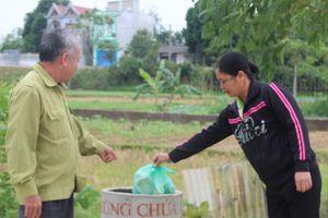 Bắc Giang: Xã Mỹ Hà nỗ lực thực hiện tiêu chí môi trường trong nông thôn mới
