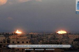 Nga tung đòn hiểm giúp Syria chiếm nửa Đông Ghouta