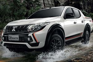 Bán tải Mitsubishi Triton Athlete giá từ 742 triệu tại Việt Nam