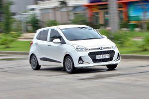 Hyundai Grand i10 bản VSC mới giá 395 triệu tại Việt Nam