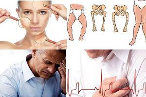 Thiếu Canxi ảnh hưởng nghiêm trọng đến làn da, tim mạch và trí nhớ