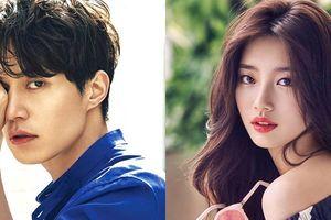 Không quay lại với MinHo, Suzy xác nhận 'nắm tay' Lee Dongwook