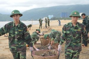 Lực lượng nòng cốt phòng, chống thiên tai, tìm kiếm cứu nạn