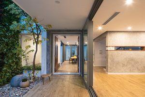 Ngắm nhà 3 tầng đẹp mê mẩn ở Hà Nội