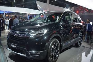 Cạnh tranh Hyundai Tucson, Honda CR-V thêm phiên bản máy dầu