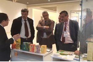 Việt Nam tham dự Hội chợ đồ uống tại Algeria