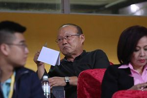 Vì sao thầy Park 'bỏ rơi' trò cưng U23 Việt Nam ở Hàng Đẫy?