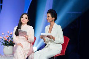 Hoa hậu H'hen Niê lần đầu thứ sức với vai trò MC