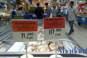 Thực hư việc thịt bò nhập khẩu từ Úc, Mỹ giá rẻ hết đát bán tràn lan