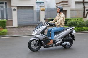 Đánh giá PCX 150 2018: Xe tay ga lái 'sướng' nhất của Honda