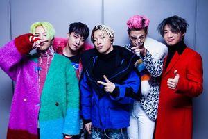 Ca khúc cuối của Big Bang trước khi vắng bóng vừa ra mắt đã gây bão
