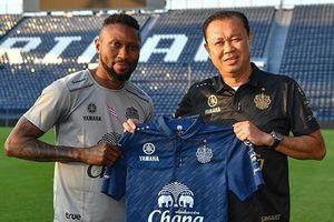 Lý do bất ngờ khiến Hoàng Vũ Samson chia tay Buriram United