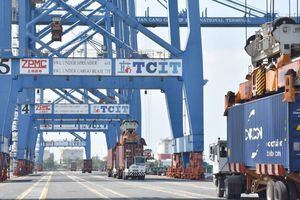 Mở ra những 'chương mới' cho cảng biển Bà Rịa – Vũng Tàu