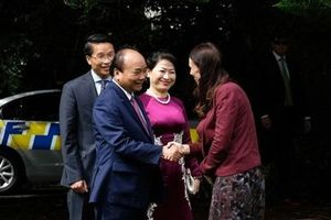 Tuyên bố chung Việt Nam - New Zealand
